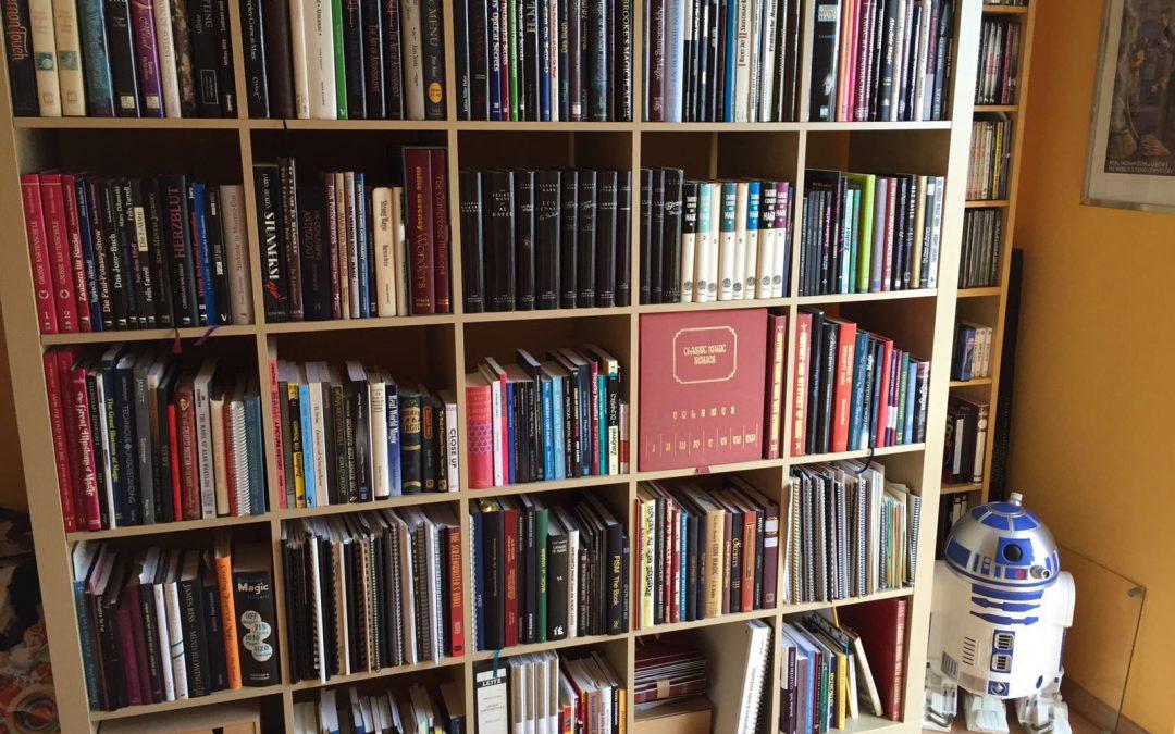 Trickverrat #057: Diese Bücher sollte jeder Zauberer gelesen haben