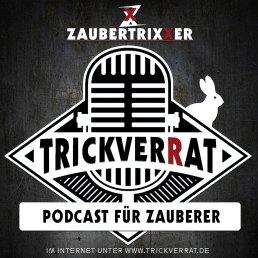 Trickverrat Podcast Logo